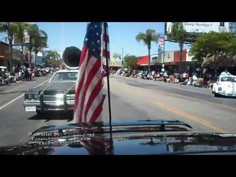 KITT at Canoga Park Memorial Day Parade 2014