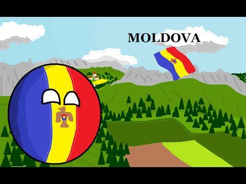 Countryball tours episode 8: Moldova
