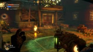 Bioshock 2 All Big Sister Battles (Part 1 of 2)