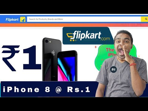 iPhone 8 ₹1 on Flipkart Sale, Mi Mix 2 Launched, Google Domain Service, OppO F5, Tech Prime #53
