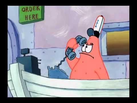 Spongebob - No this is Patrick. ORIGINAL VIDEO - YouTube Funny Spongebob And Patrick Memes