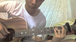 Fox Rain guitar