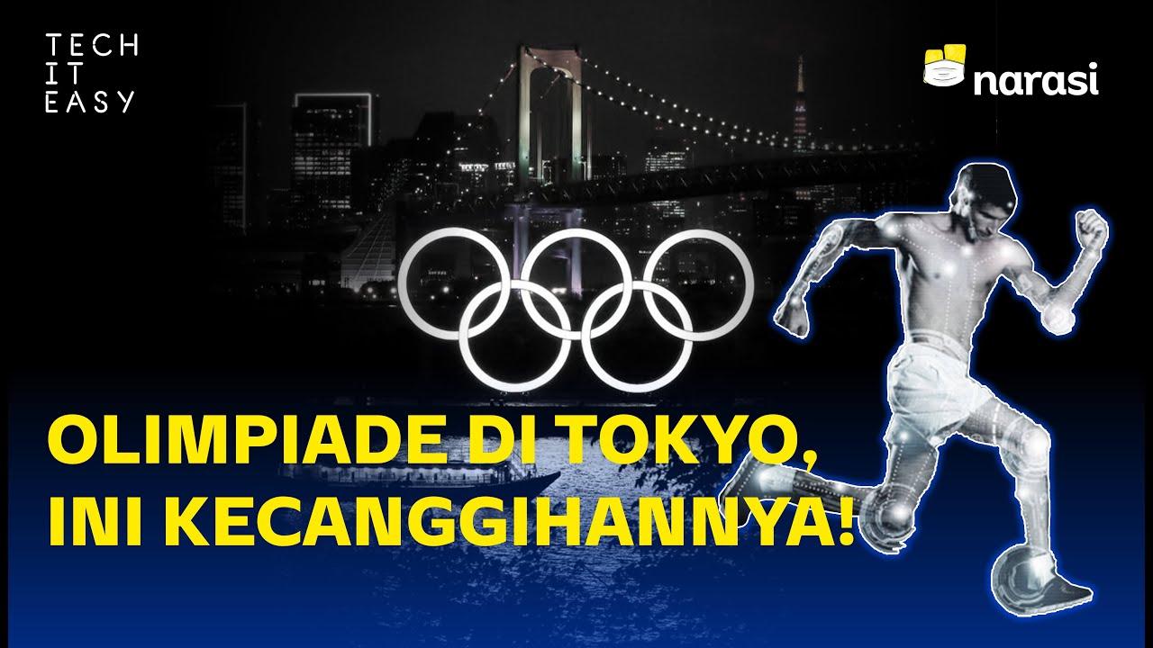 Olimpiade di Tokyo, Ini Kecanggihannya! | Tech It Easy