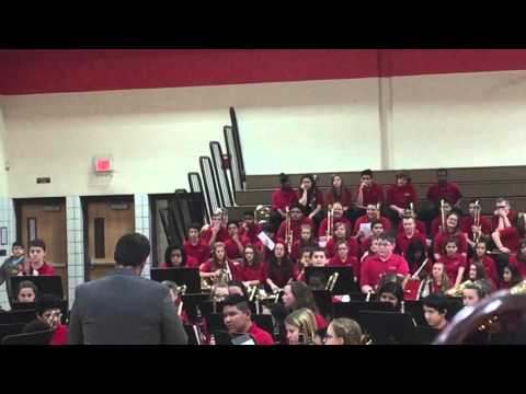 7th grade band- Adversary by Larry Clark