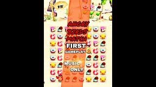 Angry birds Match 2018 (offline game, Ad free) Rovio