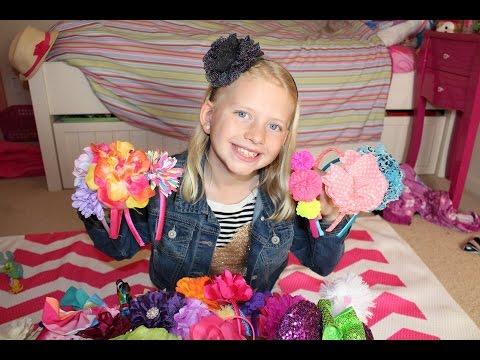 Alyssa's Amazing Headband & Hair Accessories Collection