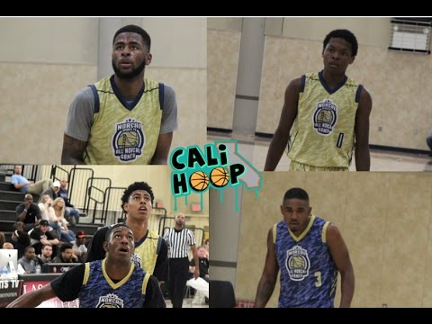 Nor Cal Shows out at the All Nor Cal Games!!! A CaliHoop Exclusive...