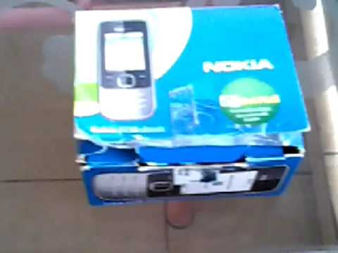 September 2016 Nokia 2730 Classic Unboxing