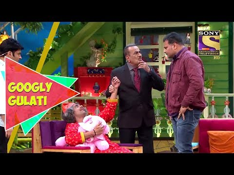 Dr. Gulati Meets The CID Team | Googly Gulati | The Kapil Sharma Show