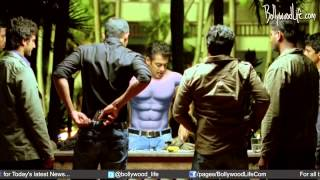 Salman Khan's six-pack abs not real; created using visual effects
