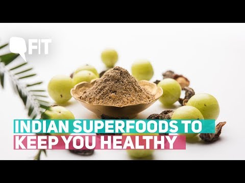 Include These Indian Superfoods in Your Diet For a Healthy Life | Quint Fit