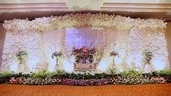 Dekorasi Pelaminan Murah Gedung Pernikahan Resepsi Sasana Kriya