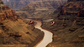 Grand Canyon All-American Helicopter Tour from Las Vegas