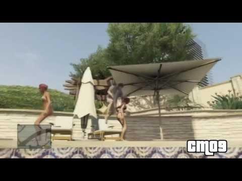 笑える   面白   GTA 5подборкаприколов面白い瞬間