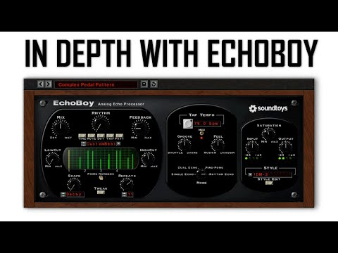 Soundtoys Echoboy Tutorial | How to Use Echoboy Like a Pro