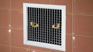 Монстр в квартирной вентиляции