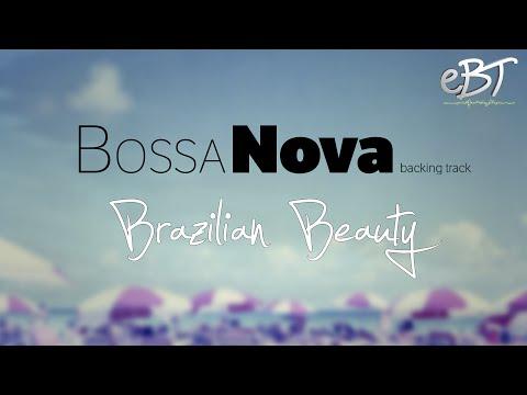 Bossa Nova Backing Track in F Major | 140 bpm
