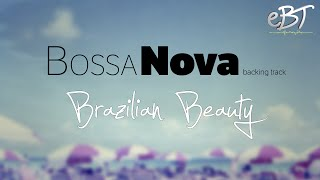 Bossa Nova Backing Track in F Major | 140 bpm