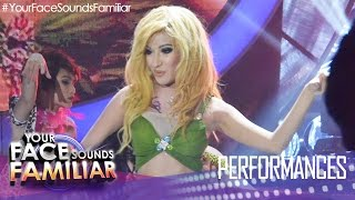 "Your Face Sounds Familiar: Myrtle Sarrosa as Britney Spears - ""I"