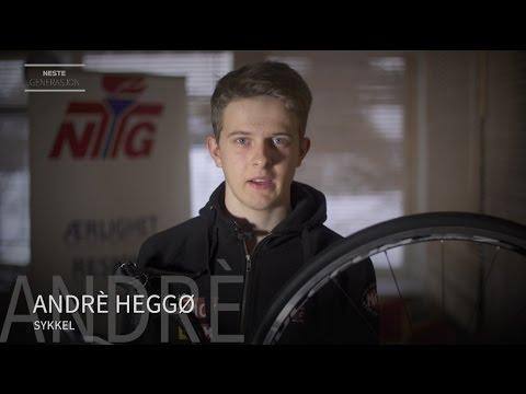 Andrè Heggø - sykling