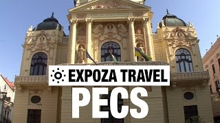 Pecs (Hungary) Vacation Travel Video Guide(Travel video about destination Pecs in West Hungary. Pécs is the largest city in West Hungary and European Capital Of Culture with more than a thousand years ..., 2015-11-27T00:00:00.000Z)