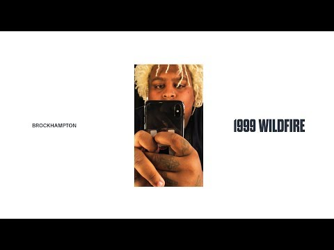 1999 WILDFIRE - BROCKHAMPTON