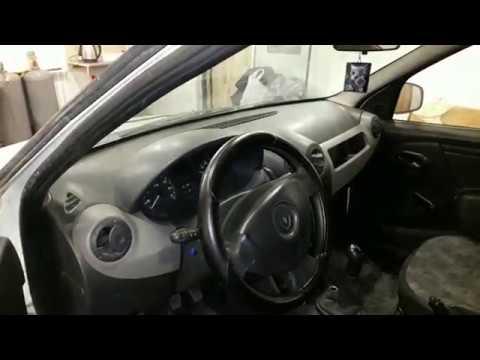 Спидометр Renault Logan