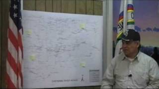 Cheyenne River Tribal Councilman talks about water issue