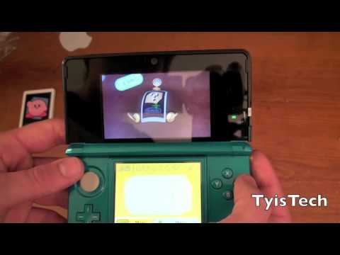 Nintendo 3DS: Augmented Reality Games
