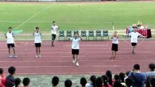 2013 聯校運動會 跳繩表演