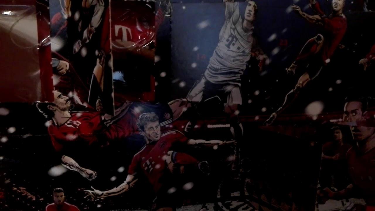 Fc Bayern Weihnachtskalender.Fc Bayern Adventskalender 2018 21