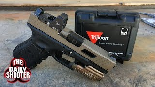 trijicon RMR Type 2 6.5 MOA Red Dot Review