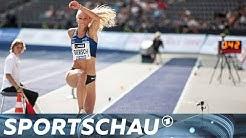 Die Finals: das  Finale im Dreisprung der Frauen | Sportschau