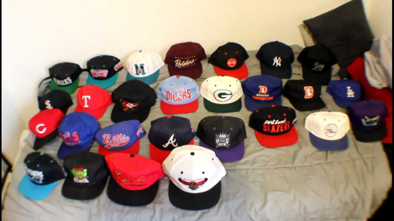 Vintage Snapback Hats >> For Sale All Of My Rare Vintage Snapback Hats 30
