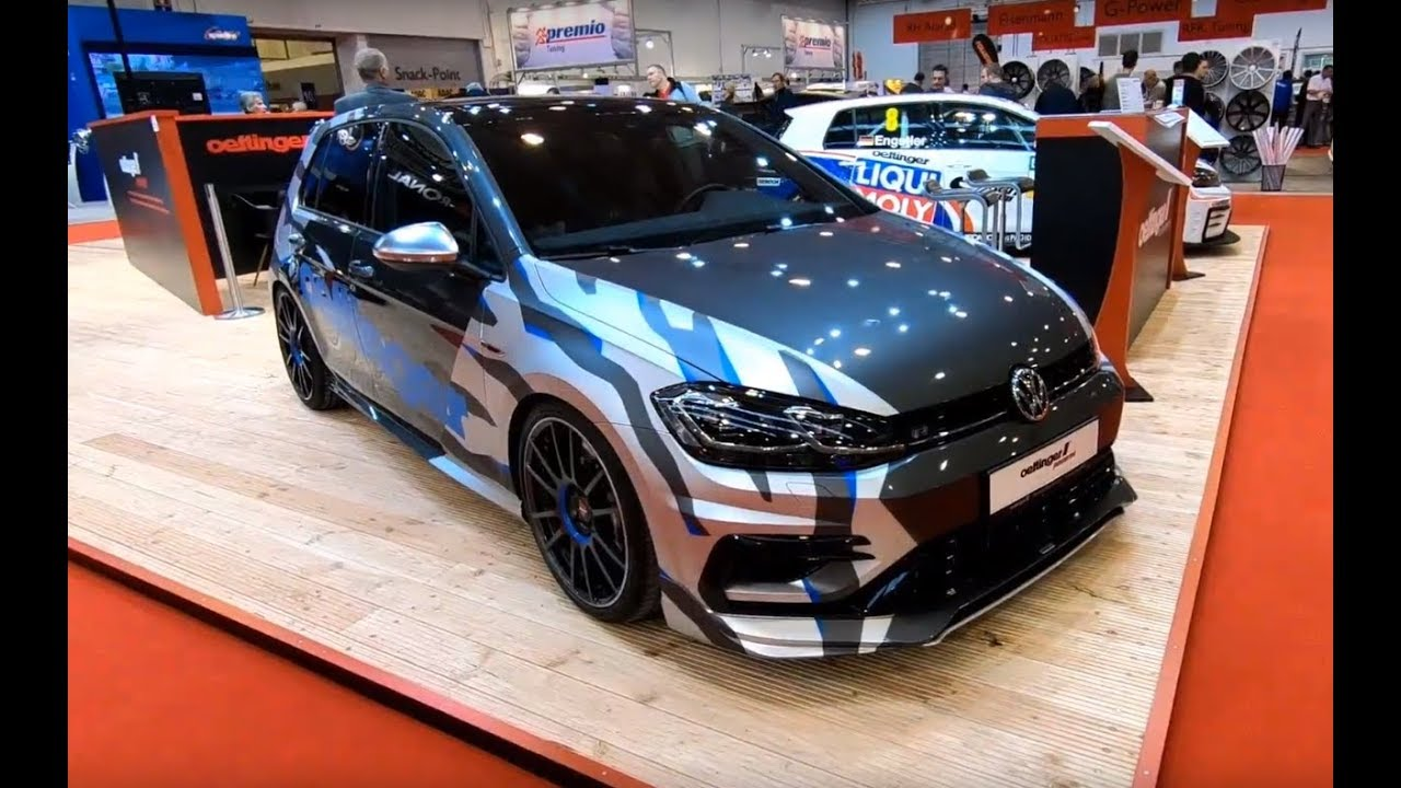 volkswagen vw golf 7 r new model by oettinger tuning show car walkaround youtube. Black Bedroom Furniture Sets. Home Design Ideas