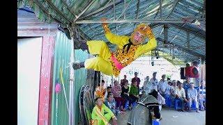Lễ Phá Hoàng Trại Hòm Long Thọ Nhơn Trạch Đồng Nai