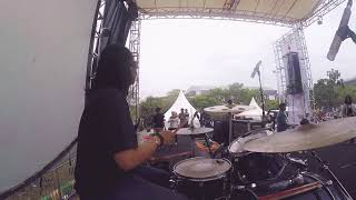 Gambar cover Unison square garden - sugar song to bitter step (drumcam)