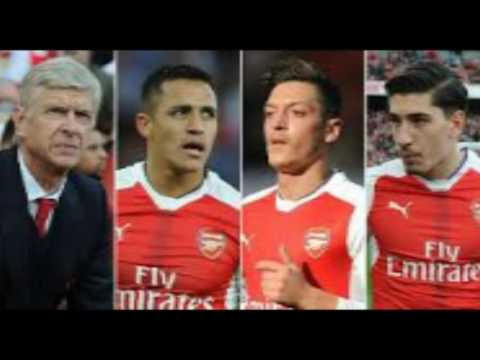 Arsenal exodus?  Ozil won't be only big departure if Wenger contract isn't sorted