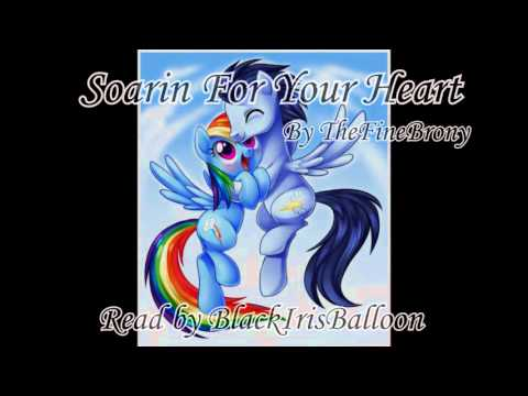 Fanfic Reading: Soarin for Your Heart