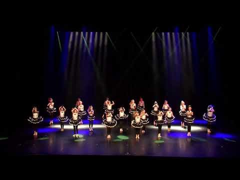 Spectacle De Cabaret - Modern'Jazz - 10/12ans - Ar'Danse - Julie Jagu