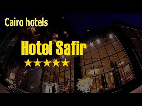 Cairo. Hotel Safir. Feel like a celebrity