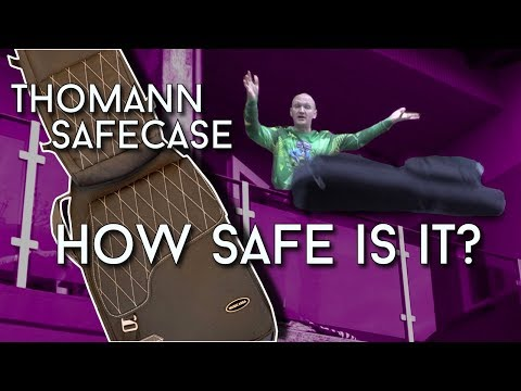 How SAFE Is The Thomann SafeCase???