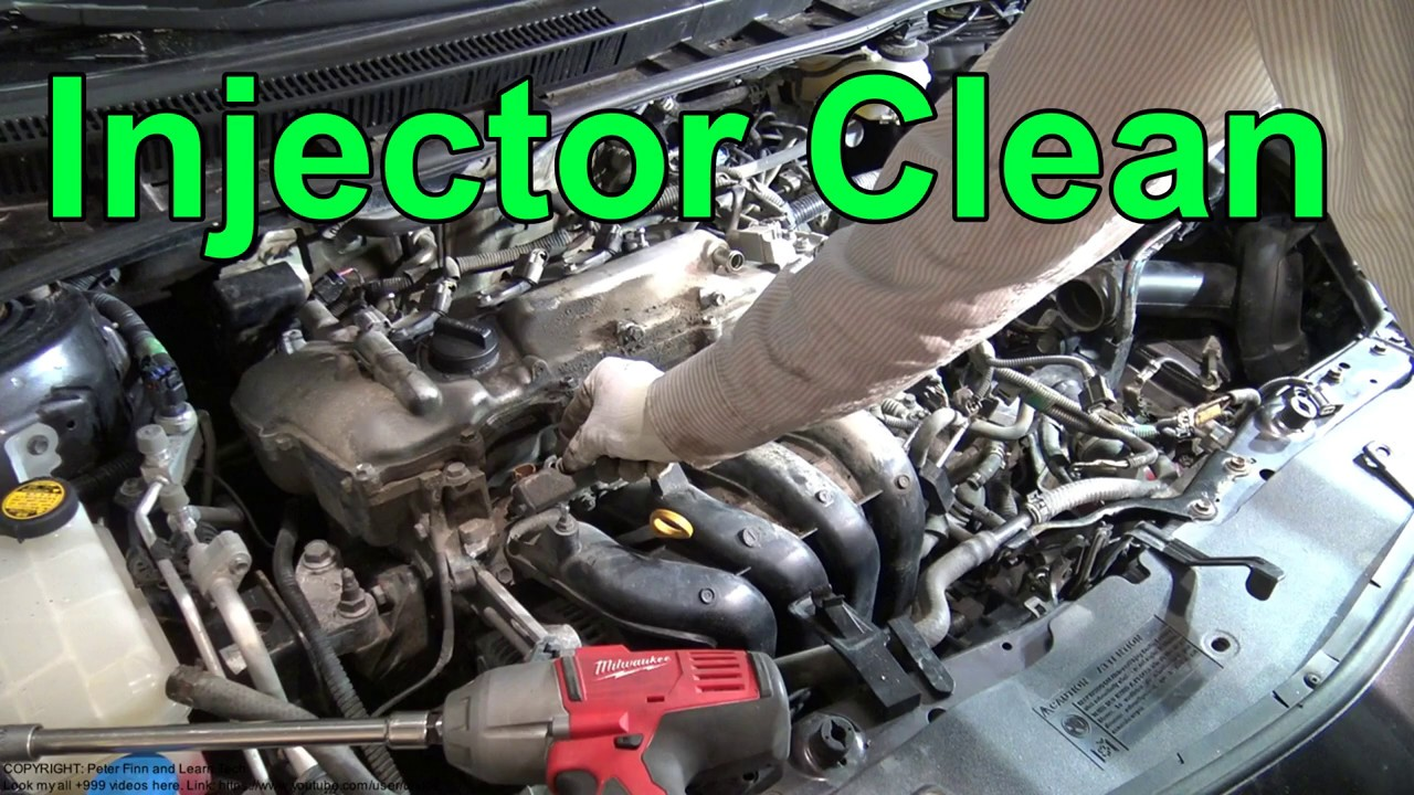 How to clean car Fuel Injector