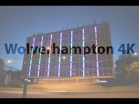 Wolverhampton Timelapse 4K
