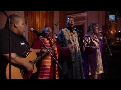 """The Freedom Singers """"Ain"""