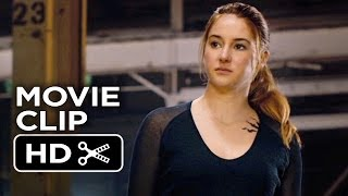 Divergent Movie CLIP - If I Wanted To Hurt You, I Would Have (2014) - Shailene Woodley Movie HD