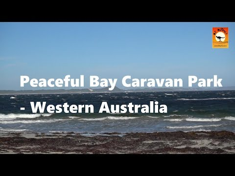 Peaceful Bay Caravan Park - Western Australia