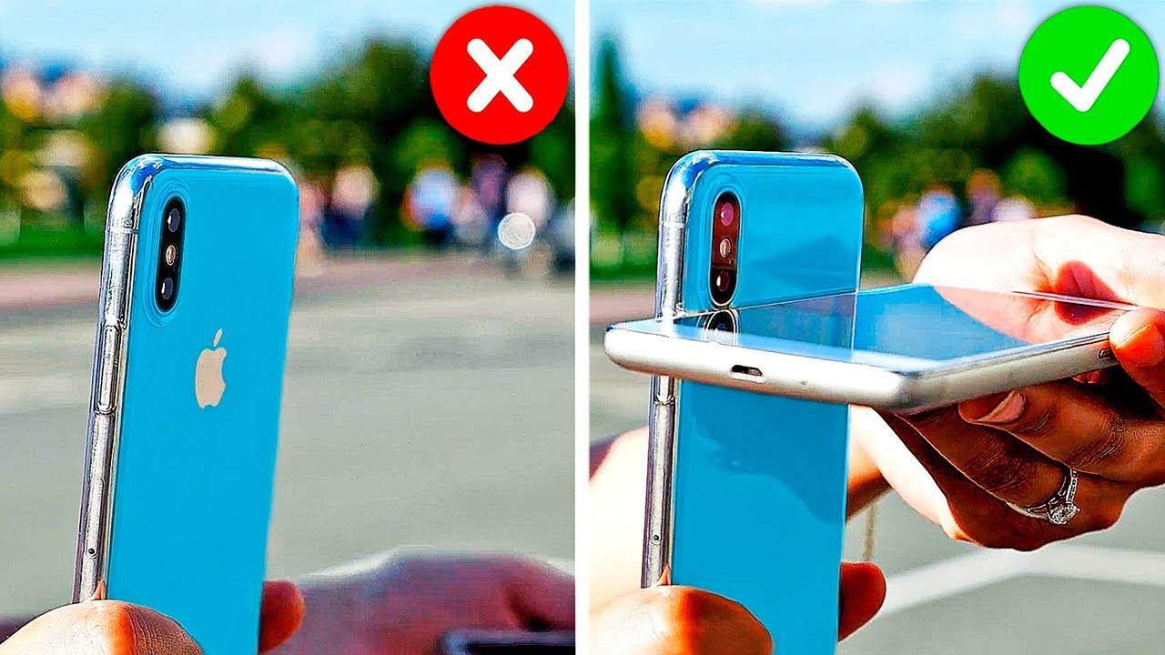 39 SMART PHOTO HACKS AND CREATIVE IDEAS | CREATIVE IDEAS FOR YOUR GADGET