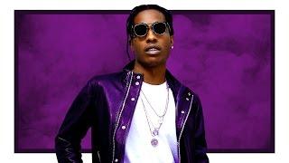 A$AP Rocky Type Beat - Purple Smoke | Rap Instrumental 2015 (Prod. Tantu Beats)