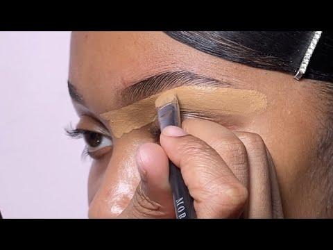 Eyebrow Tutorial (Soap brows)